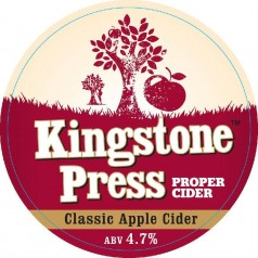 Kingstone Press Cider