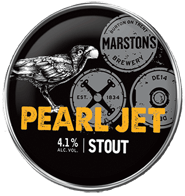 Marstons Pearl Jet  Stout
